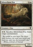 Innistrad: Silverchase Fox