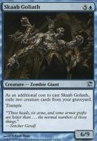 Innistrad Foil: Skaab Goliath