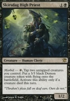 Innistrad Foil: Skirsdag High Priest