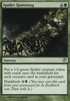 Innistrad: Spider Spawning