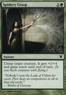 Innistrad: Spidery Grasp