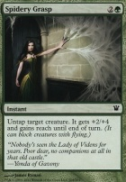 Innistrad Foil: Spidery Grasp