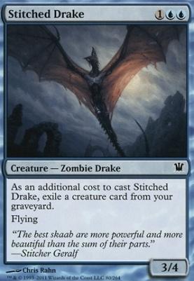 Innistrad Foil: Stitched Drake