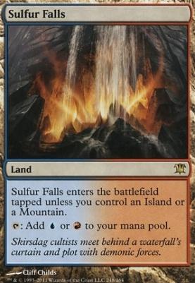 Innistrad: Sulfur Falls