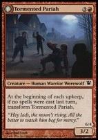 Innistrad Foil: Tormented Pariah