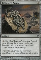 Innistrad Foil: Traveler's Amulet