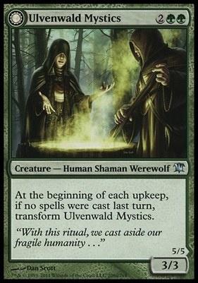 Innistrad: Ulvenwald Mystics