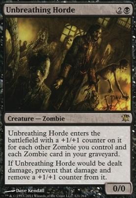 Innistrad: Unbreathing Horde