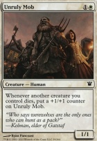 Innistrad: Unruly Mob