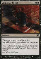 Innistrad: Victim of Night