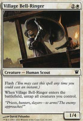 Innistrad: Village Bell-Ringer