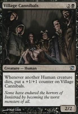 Innistrad: Village Cannibals