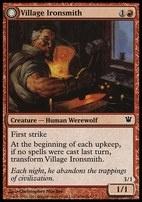 Innistrad Foil: Village Ironsmith