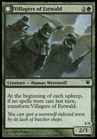Innistrad: Villagers of Estwald