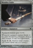 Innistrad Foil: Wooden Stake