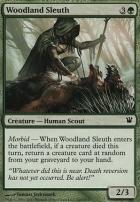 Innistrad: Woodland Sleuth