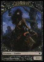 Innistrad: Zombie Token (#8)