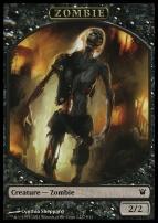 Innistrad: Zombie Token (#9)