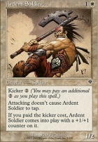 Invasion Foil: Ardent Soldier