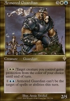 Invasion Foil: Armored Guardian