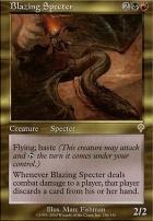 Invasion: Blazing Specter