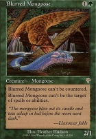 Invasion Foil: Blurred Mongoose