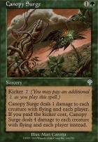 Invasion: Canopy Surge
