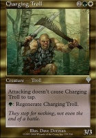 Invasion Foil: Charging Troll