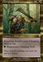 Invasion Foil: Charging Troll