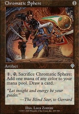 Invasion: Chromatic Sphere