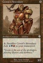 Invasion Foil: Crosis's Attendant