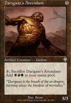 Invasion Foil: Darigaaz's Attendant