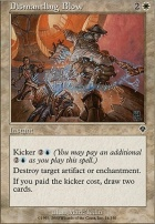 Invasion Foil: Dismantling Blow