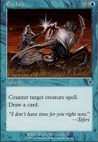Invasion Foil: Exclude
