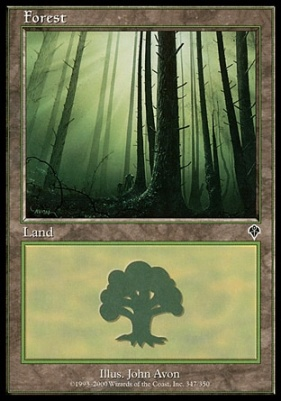 Invasion: Forest (347 A)