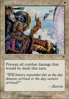 Invasion Foil: Holy Day