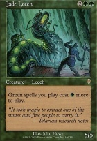 Invasion: Jade Leech