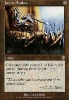 Invasion Foil: Juntu Stakes