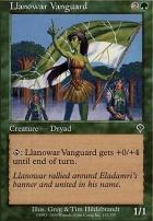 Invasion Foil: Llanowar Vanguard