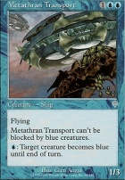 Invasion Foil: Metathran Transport