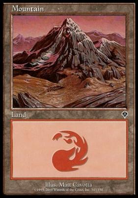 Invasion: Mountain (343 A)