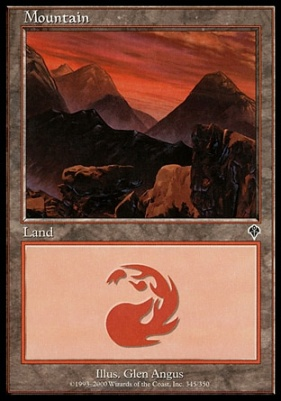 Invasion: Mountain (345 C)