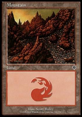 Invasion: Mountain (346 D)