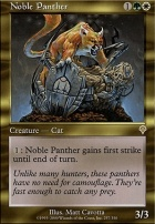 Invasion: Noble Panther