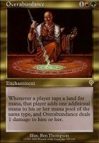 Invasion: Overabundance