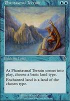 Invasion Foil: Phantasmal Terrain