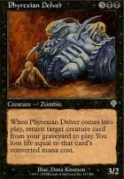 Invasion: Phyrexian Delver