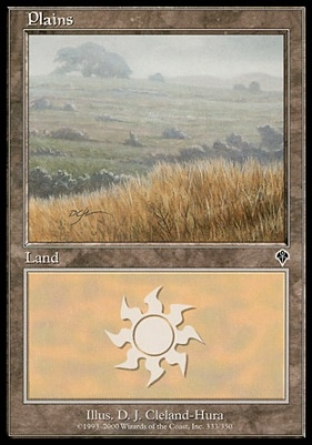 Invasion: Plains (333 C)