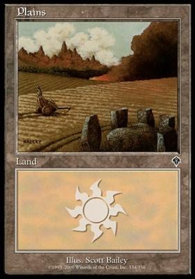 Invasion: Plains (334 D)