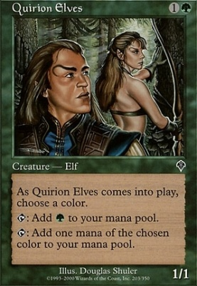 Invasion: Quirion Elves